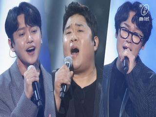 [8회] ♬물들어 - 문세윤X노을(강균성, 이상곤) (원곡  BMK)ㅣ3차 도전 무대
