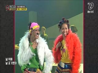 [3회/희귀자료] '흥 폭발' 뚜띠 '대리만족' @1997년 쇼!뮤직탱크