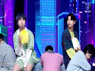 'COMEBACK' 청춘 듀오 'H&D(한결, 도현)'의 'GOOD NIGHT' 무대