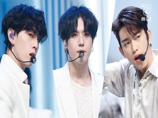 '최초 공개' 일곱 로미오 '갓세븐'의 'NOT BY THE MOON' 무대