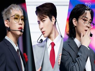 '최초 공개' 치명 섹시 '갓세븐'의 'POISON' 무대