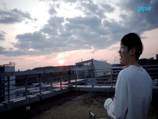 김욱 & 송희란 - [WALLS] 자켓 촬영 현장