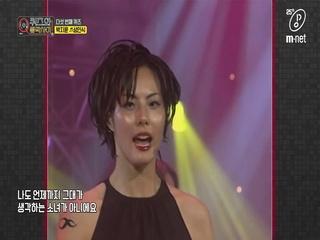 [6회/희귀자료] '섹시의 아이콘' 박지윤 '성인식' @2000년 리듬천국