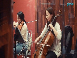 홍이삭 - [네가 없는 하루] 'String' 녹음 현장