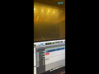한올 & 새봄 (saevin) - [마음사이 1/2] '우린' 녹음실 라이브