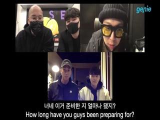 설레게 - [아니야] 아티스트 소개 영상 (화상회의)