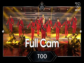[Full CAM] ♬ Rising Sun - TOO @ 1차 경연