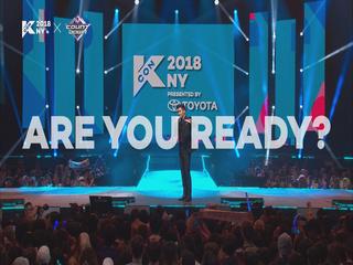 KCON 2018 NY × M COUNTDOWN