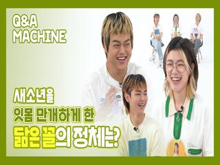 새소년이 팬들의 질문에 답했다! | SE SO NEON | 난춘 | 대답자판기 Q&A Machine