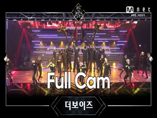 [Full CAM] ♬ REVEAL (Catching Fire) - 더보이즈 @2차 경연