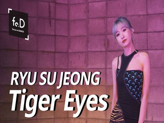 [4K] 류수정(RYU SU JEONG) - Tiger Eyes | Fo.D | Focus on Dance