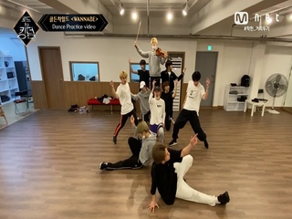 [Dance Practice] WANNABE - 골든차일드ㅣ2차 경연