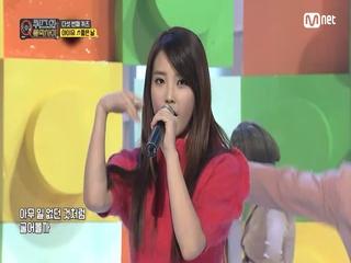 [9회/희귀자료] '현재진행형 레전드' 아이유 '좋은 날' @2010년 M! Countdown