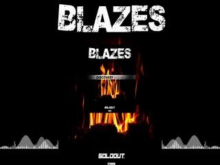 Blazes (Radio Edit) (Teaser)
