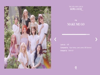 THE 9TH MINI ALBUM 'MORE & MORE' (Album Highlight Medley)