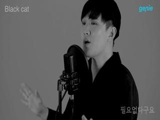 진선 - [Black Cat] 'Black Cat' Live Clip