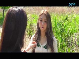 수안 (Swan) - [swan] '좋아해 :)' M/V 촬영 메이킹 영상