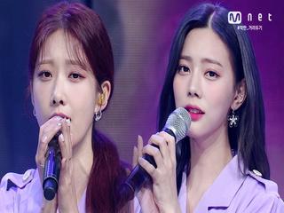 '최초 공개' 유닛 컴백 '다이아'의 '아무도 몰래' 무대