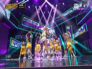 [5회] 퀸 와사비 - 신토bOOty(feat.TAKUWA) @두 번째 퀘스트 3R
