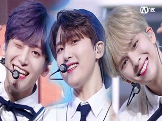 '최초 공개' 청량함 MAX! '크래비티'의 'Cloud 9' 무대