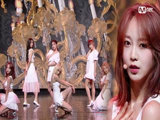 '최초 공개' 퓨어 섹시 '네이처'의 '어린애(Girls)' 무대