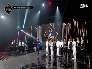[최종회] 누적 점수 1위이자 생방송 투표 1위, <컴백전쟁 킹덤>으로 향할 팀은?