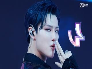 '최초 공개' 우즈만의 色 'WOODZ(조승연)'의 '파랗게' 무대