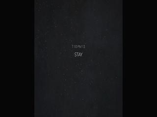 STAY (Teaser)
