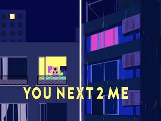 next 2 me (Lyric Video)