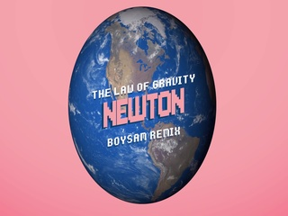 The Law Of Gravity (Feat. Ina Bravo) (BoySam Remix) (Lyric Video)