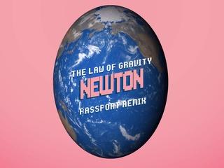 The Law Of Gravity (Feat. Ina Bravo) (Passport Remix)