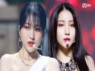 '최초 공개' 솔직 당당 마녀 '여자친구'의 'Apple' 무대
