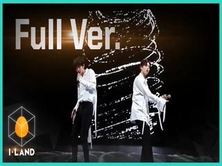 [Full Ver.] 세 번째 테스트 - 보컬 총대 유닛 ′아이랜더′ ♬Butterfly