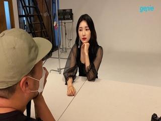유키카 - [서울여자] 컨셉 포토 촬영 현장
