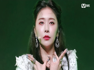 'SOLO DEBUT' 우아한 매력 '허찬미'의 'Lights' 무대