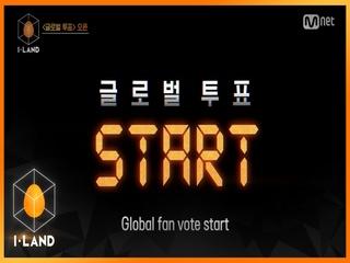 [5회] '글로벌 시청자 투표 START' mnetiland.com에서 지금 바로 투표하세요!