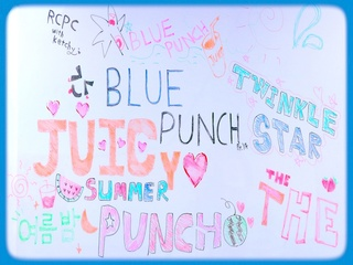 'BLUE PUNCH' (Highlight Medley)