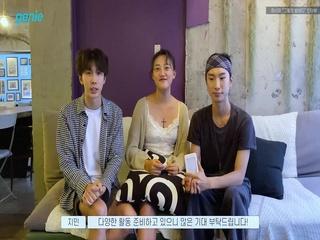 신지민 & 수잔 & sEODo - [하시절] 인터뷰 영상