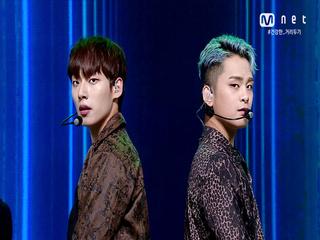 케미 폭발 ′XRO(재로)′의 ′Welcome To My Jungle′ 무대