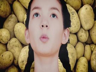 꼬마감자와 케쳡 (감자송)