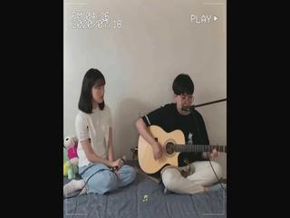 새하얀 모래 위 발자국 따라 (Feat. SOKO) (Live Clip)
