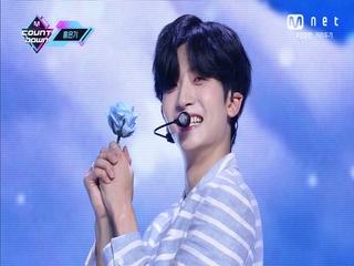 청량 보컬 '홍은기'의 'FLOWER' 무대