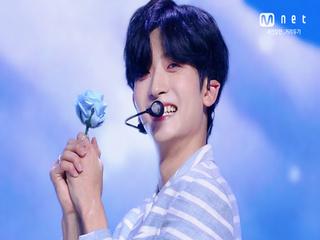 청량 보컬 ′홍은기′의 ′FLOWER′ 무대