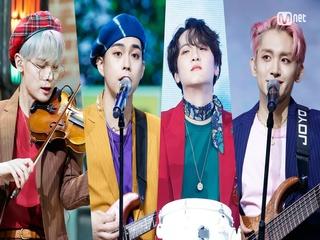 'COMEBACK' 유니크X청량 밴드 'LUCY(루시)'의 '조깅' 무대