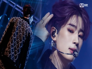 '최초 공개' 파격 섹시 '한승우'의 'Sacrifice' 무대