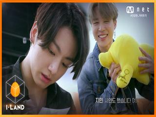 [7회] (감동ㅠㅠ♡) BTS 선배님들의 깜짝 선물 개봉식!
