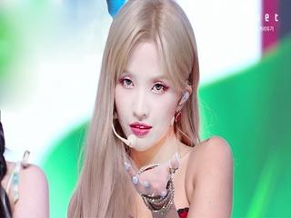 젊음X여름 '(여자)아이들'의 '덤디덤디' 무대