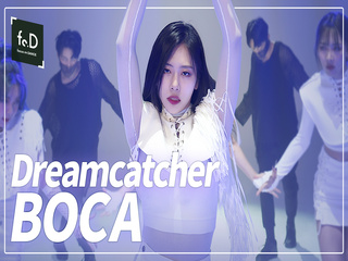 [4K] Dreamcatcher(드림캐쳐) - BOCA | Fo.DX | Focus on Dance X | choreography
