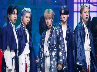 ′최초 공개′ 한국적 판타지 ′A.C.E(에이스)′의 ′도깨비(Favorite Boys)′ 무대