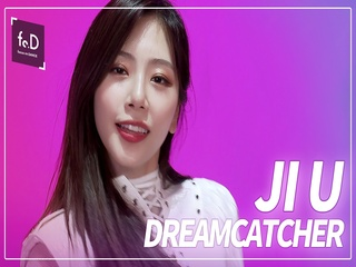Dreamcatcher (드림캐쳐) 지유 - BOCA | Fo.DX JI U 직캠 | FANCAM